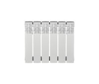 Радиатор биметалл 350/80 5 секций BEENPRO