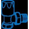 Клапаны терморегулирующие ручные