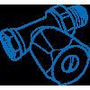Клапаны терморегулирующие для отопительных приборов