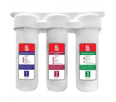 Система питьевой воды BRAVO TRIO Норма  ITA Filter F10305