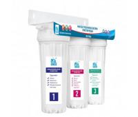 Система питьевой воды ОНЕГА 3-СТ Умягчающий  ITA Filter F10311-U