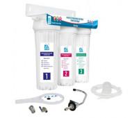 Система питьевой воды ОНЕГА 3-СТ Антибактериальный  ITA Filter F10311