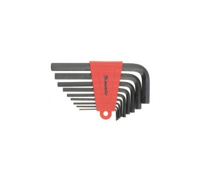 Ключ имбусовый (шестигранник) MATRIX 2-12мм набор 9шт  11227